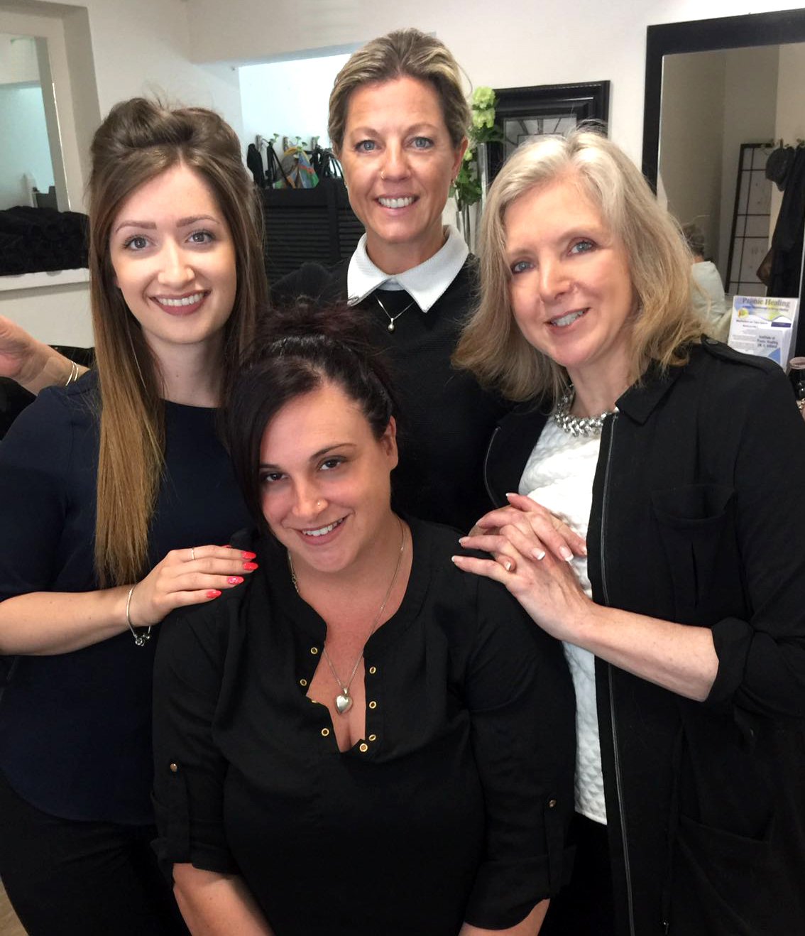 Hairdressers in Forest Row - Staff Pic