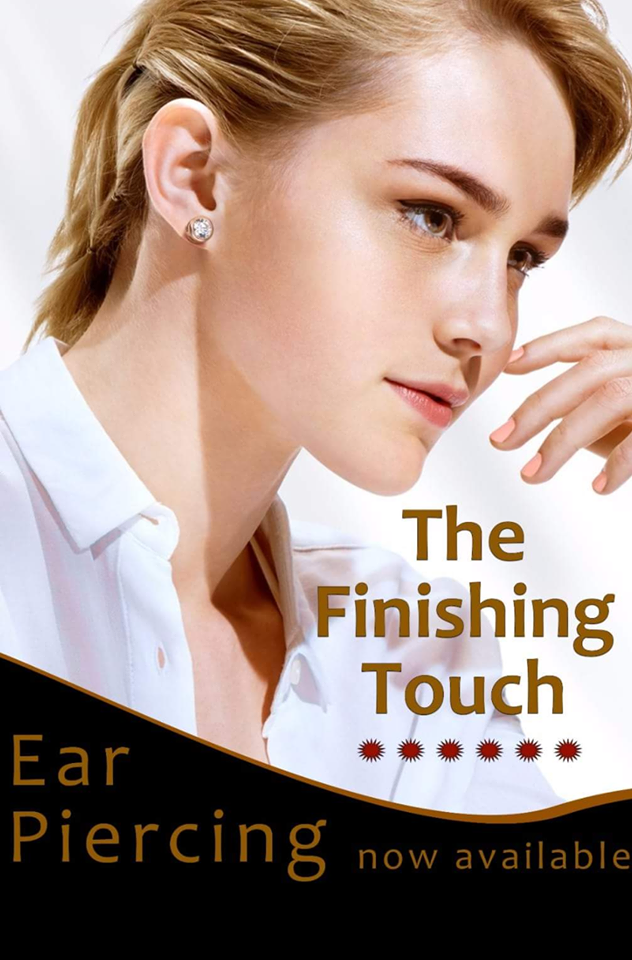 Ear Piercing in Forest Row